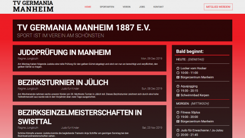 TV Germania Manheim